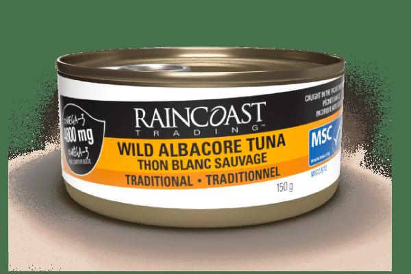 Albacore tuna traditional - Seafood